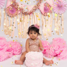 Smash Cake Photo Sample 2018-03-08